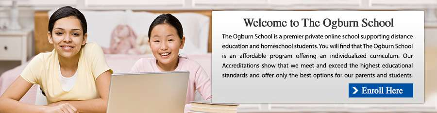 the ogburn school sacs casi accredited home school distance